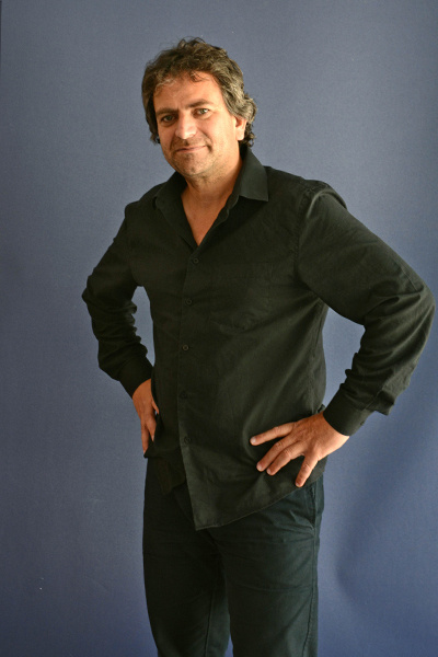 Professor Cassiano Santos de Freitas