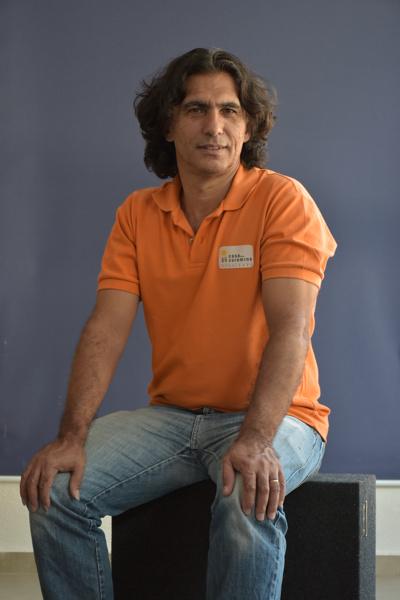 Professor Vilson Moreno
